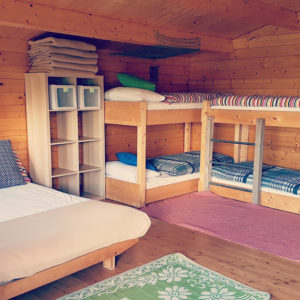 purecamping wooden cabins